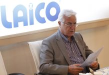 محمود زینی از موسسان و مدیرعامل کارخانه لایکو