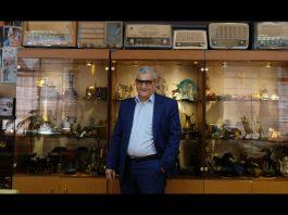 سعید منصور افشار بنیانگذار شرکت هوراند؛ کارآفرینی که با فلسفه واحد تولیدی اش را اداره می کند